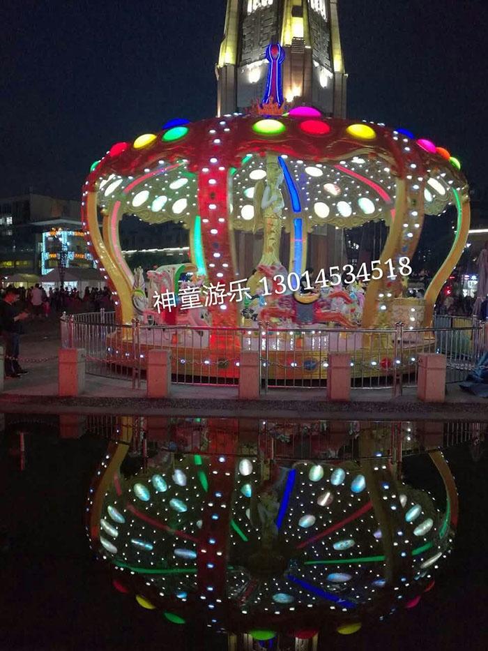 大型游乐设备26座皇冠战马
