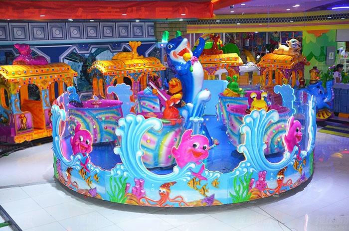 神童王国室内游乐公园西元店-游乐设备/儿童乐园加盟