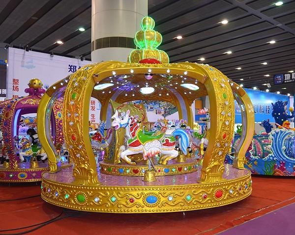 12座皇冠战马