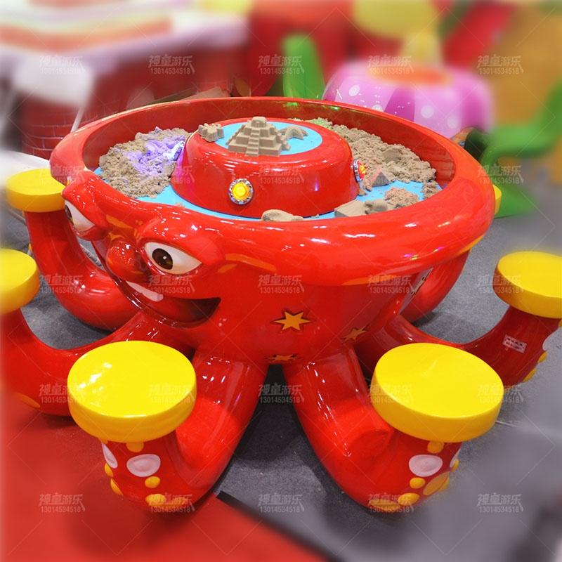儿童沙桌八爪鱼沙桌