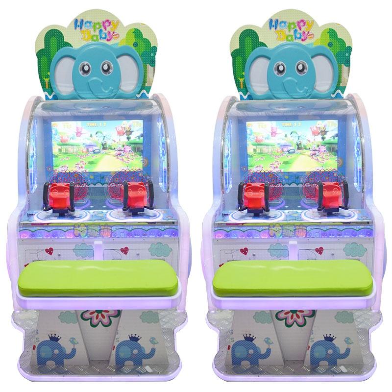 小象射球儿童游艺机