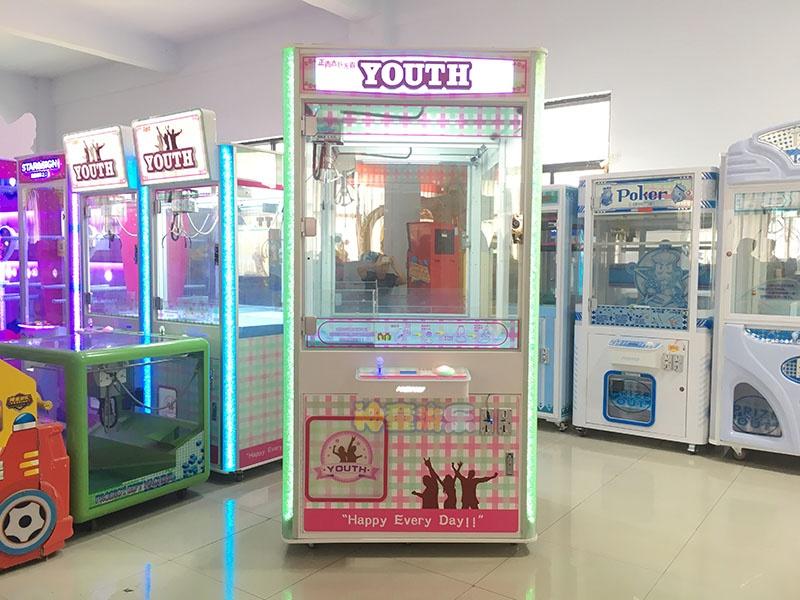 游乐园设备娃娃机-正青春