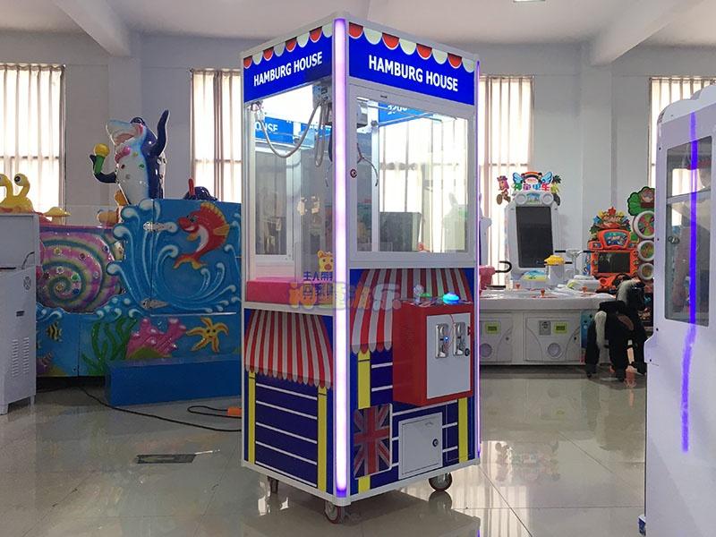 游乐园设备英伦风娃娃机