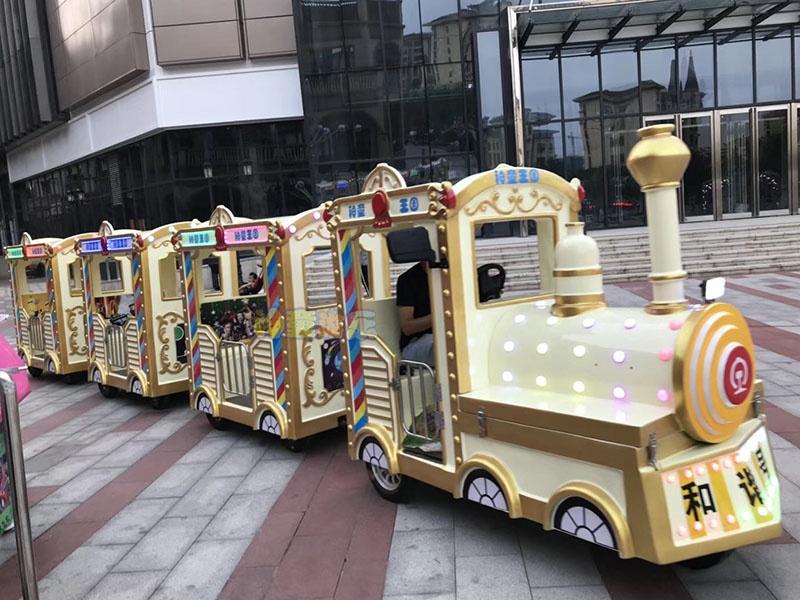 和谐号 儿童乐园观光火车