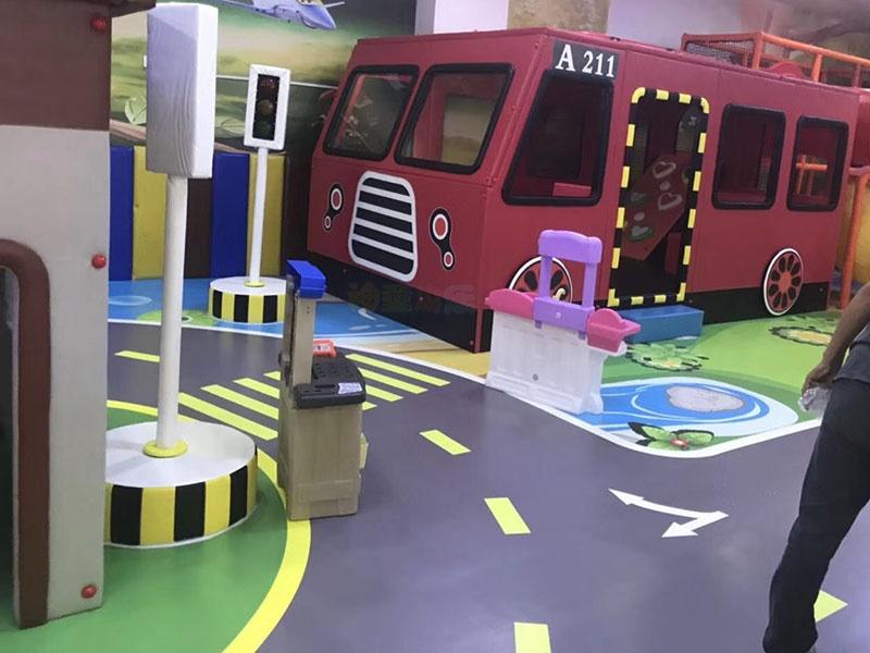 交通驾校儿童乐园