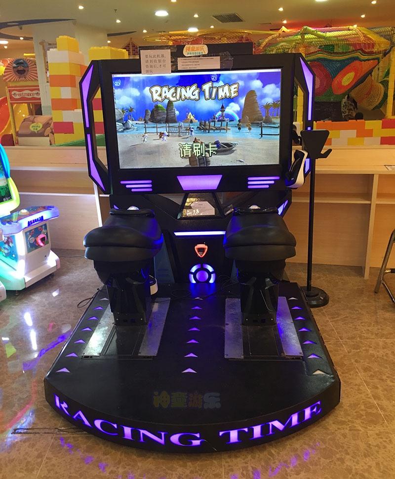 儿童乐园设备神童赛马