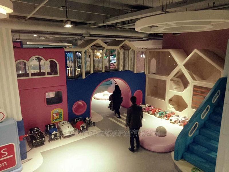 时尚新款儿童乐园