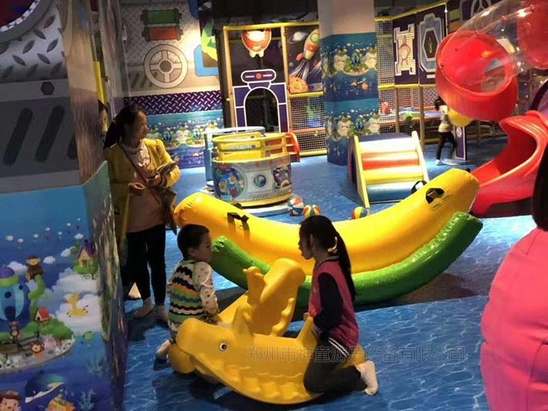 儿童乐园淘气堡设备