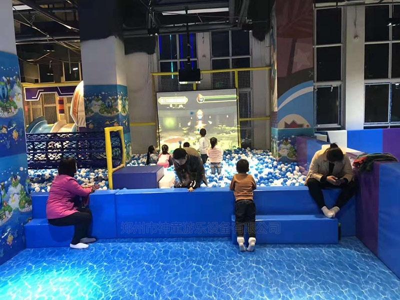 海洋球池乐园