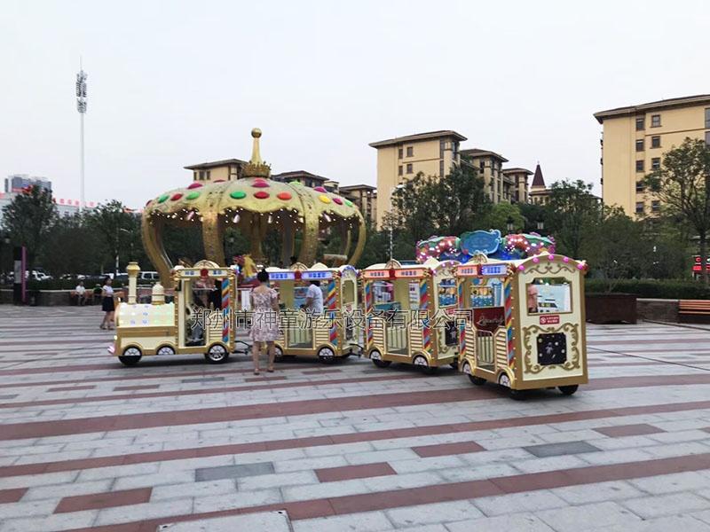 神童和谐号观光车
